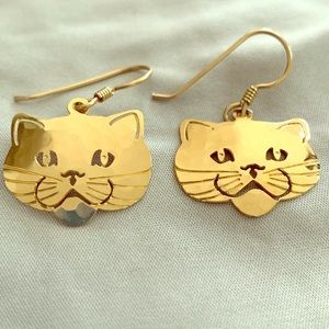 Jewelry - Wild Bryde Happy Cat Face